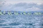 ISAF Sailing World Cup Hyères - Fédération Française de Voile. 49er.
