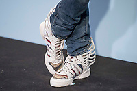 Sneakers detail of Angel Caballero attends to the photocall of Kenzo Summer Party at Royal Theater in Madrid, Spain September 06, 2017. (ALTERPHOTOS/Borja B.Hojas) /NortePhoto.com