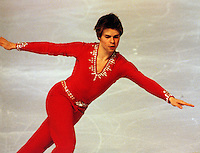 David Santee of the United States competes at the 1980 Skate Canada. Photo copyright Scott Grant