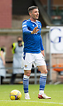 Dundee United v St Johnstone…..01.08.20   Tannadice  SPFL<br />Michael O'Halloran<br />Picture by Graeme Hart.<br />Copyright Perthshire Picture Agency<br />Tel: 01738 623350  Mobile: 07990 594431