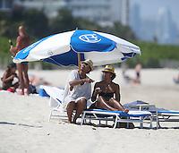 APRIL 14 2013.Bikini girl Kelly Rowland shows her slim figure on the beach .Non Exclusive.Mandatory Credit: OHPIX.COM..Ref: OH_XIM