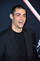 """LOS ANGELES, USA. November 12, 2019: Noah Centineo at the world premiere of """"Charlie's Angels"""" at the Regency Village Theatre.<br /> Picture: Paul Smith/Featureflash"""