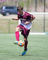The College of Charleston Cougars played the  Georgia Southern Eagles in The Manchester Cup on April 5, 2014.  The Cougars won 2-0.  Daan Brinkman (4)