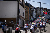up the Côte de St-Roche<br /> <br /> 107th Liège-Bastogne-Liège 2021 (1.UWT)<br /> 1 day race from Liège to Liège (259km)<br /> <br /> ©kramon