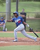 Carlos Rincon - 2017 AIL Dodgers (Bill Mitchell)