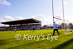 Gavin White, Kerry scores his side's second goal during the Allianz Football League Division 1 Round 7 match between Kerry and Donegal at Austin Stack Park in Tralee on Saturday.