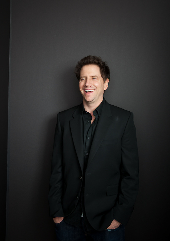 Jamie Kennedy photographed for The Creative Coalition at Haven House in Beverly Hills, California on February 19, 2009