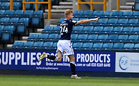 third goal scored for Millwall by Billy Mitchell of Millwall as he celebrates during Millwall vs Bristol City, Sky Bet EFL Championship Football at The Den on 1st May 2021