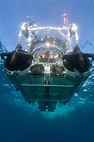 Ocean Pearl personal submarine aka Seamobile. Rottnest Island, Perth, Western Australia. Manufactured by SEAmagine Hydrospace Ltd.