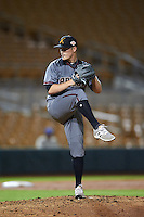 Salt River Rafters pitcher Gabe Speier (26), of the Arizona Diamondbacks organization, during a game against the Glendale Desert Dogs on October 19, 2016 at Camelback Ranch in Glendale, Arizona.  Salt River defeated Glendale 4-2.  (Mike Janes/Four Seam Images)