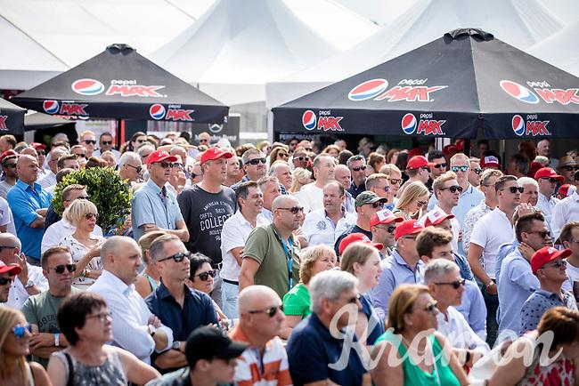 the VIP arrival zone <br /> <br /> Heistse Pijl 2019<br /> One Day Race: Turnhout > Heist-op-den-Berg 194km (UCI 1.1)<br /> ©kramon