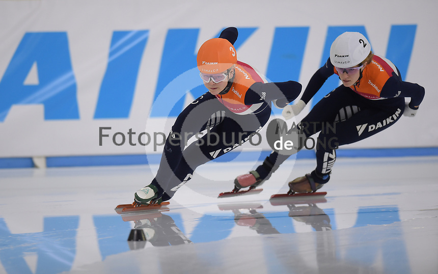 SCHAATSEN: HEERENVEEN: 02-01-2020, IJsstadion Thialf, Shorttrack, NK Allround Shorttrack, ©foto Martin de Jong