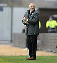 05/12/2009  Copyright  Pic : James Stewart.sct_jspa18_falkirk_v_rangers  . :: RANGERS MANAGER WALTER SMITH LOOKS A BIT HAPPIER AS RANGERS GO 3-1 UP :: .James Stewart Photography 19 Carronlea Drive, Falkirk. FK2 8DN      Vat Reg No. 607 6932 25.Telephone      : +44 (0)1324 570291 .Mobile              : +44 (0)7721 416997.E-mail  :  jim@jspa.co.uk.If you require further information then contact Jim Stewart on any of the numbers above.........