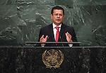 El Salvador<br /> GA 28th plenary meeting