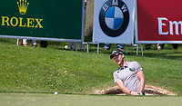 Danny Willett (England) during Practice Day at BMW PGA Championship Wentworth Golf at Wentworth Drive, Virginia Water, England on 22 May 2018. Photo by Andy Rowland.