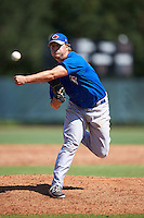 Toronto Blue Jays pitcher Kirby Snead (37) during an Instructional League game against the Philadelphia Phillies on October 1, 2016 at the Carpenter Complex in Clearwater, Florida.  (Mike Janes/Four Seam Images)