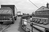 Bagley's Warehouse, Kings Cross, London 1989