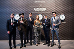 Guests arrive at the Longines Masters of Hong Kong at AsiaWorld-Expo on 10 February 2018, in Hong Kong, Hong Kong. Photo by Christopher Palma / Power Sport Images