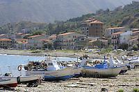 - Sicilia,  la spiaggia di Castel di Tusa (Messina)<br /> <br /> - Sicily, the beach of Castel di Tusa (Messina)