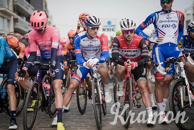 John DEGENKOLB (DEU/Trek-Segafredo) at the start line<br /> <br /> 81st Gent-Wevelgem 'in Flanders Fields' 2019<br /> One day race (1.UWT) from Deinze to Wevelgem (BEL/251km)<br /> <br /> ©kramon