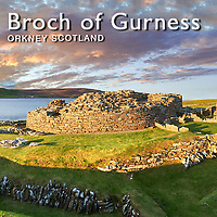 Broch of Gurness Orkney Images, Pictures & Photos