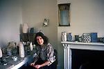 ELIZABETH FRITSCH CERAMIC ARTIST 1970s