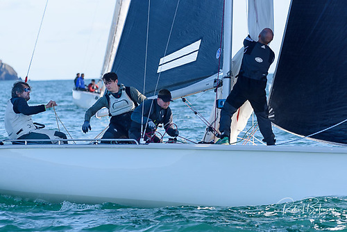 Robert O'Leary and the Dutch Gold crew won all three of last season's 1720 events and will compete in Howth on July 11 at the Eastern Championships
