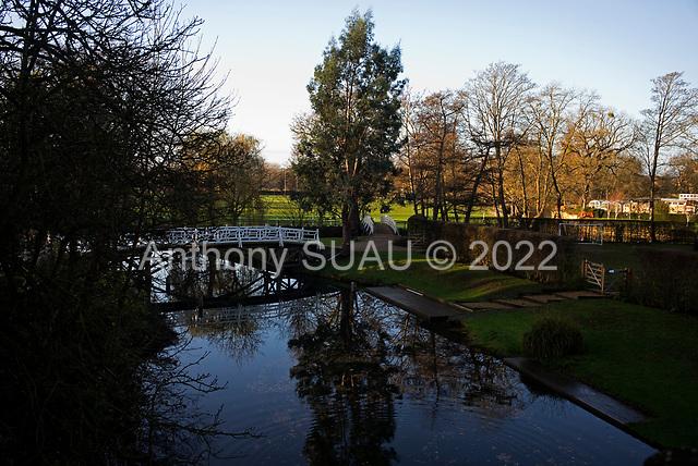 Oxford University<br /> Oxford, United Kingdom<br /> November 30, 2018<br /> <br /> River Cherwell.