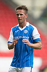 St Johnstone FC Season 2017-18<br />Chris Millar<br />Picture by Graeme Hart.<br />Copyright Perthshire Picture Agency<br />Tel: 01738 623350  Mobile: 07990 594431