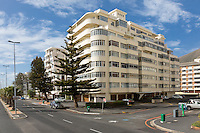South Africa, Cape Town, Sea Point.  Apartment Buildings.