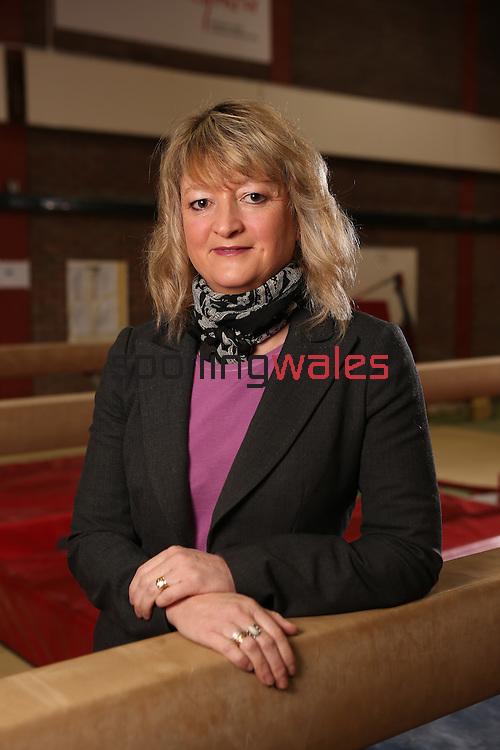 Welsh Gymnastics.Rhian Gibson.21.03.13.©Steve Pope