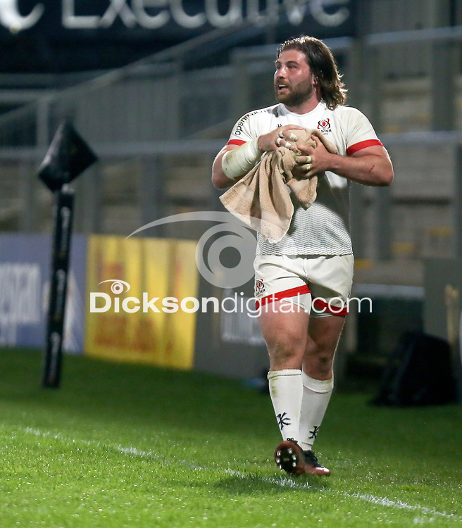 Friday 23rd April 2021; John Andrew during the first round of the Guinness PRO14 Rainbow Cup between Ulster Rugby and Connacht Rugby at Kingspan Stadium, Ravenhill Park, Belfast, Northern Ireland. Photo by John Dickson/Dicksondigital