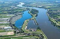 Hohendeicher See: EUROPA, DEUTSCHLAND, HAMBURG, 29.05.2020: Elbe Landschaft beim Hohendeicher See