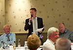 St Johnstone FC Players Awards Night...01.05.11  Lovatt Hotel Perth..Colin McCredie.Picture by Graeme Hart..Copyright Perthshire Picture Agency.Tel: 01738 623350  Mobile: 07990 594431