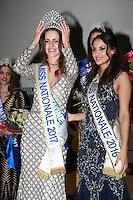 EUGENIE JOURNEE, Miss Nationale 2016 & ANAELLE BAGOT, elue MISS NATIONALE 2017 -Soiree Elections MISS NATIONALE 2017 MISS NEW MODEL JUNIOR MISS NEW MODEL FRANCE & MISS NATIONALE PETITE