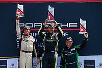 Race 2, Platinum Masters Podium, #88 Mark Motors Racing, Porsche 991 / 2019, GT3CP: Marco Cirone (M), #37 TPC Racing, Porsche 991 / 2017, GT3CP: Michael Levitas (M), #84 Mark Motors Racing, Porsche 991 / 2018, GT3CP: Perry Bortolotti (M)