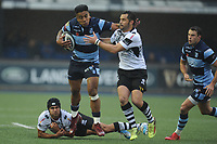 2018 11 04 Cardiff Blues V Zebre Rugby, Cardiff Arms Park, Cardiff, South Wales, UK.