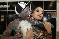SAO PAULO, SP, 15.07.2017 - TATTO-WEEK - Movimentação durante a feira de tatuagem Tatto Week no Expo Center Norte na regiao norte da cidade de Sao Paulo. O evento que reune tatuadores e amantes da tatuagem e de piercing acontece entre nos dias 14, 15 e 16 de Julho (Foto: Paulo Guereta/Brazil Photo Press)