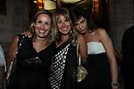 GABRIELLA ALEMANNO, CAMILLA MORABITO E ALLEGRA DOLFUSS DI VOLCKERSBERG<br /> SERATA IN ONORE DI PAOLA SANTARELLI  CAVALIERE DEL LAVORO<br /> HOTEL MAJESTIC ROMA 2010