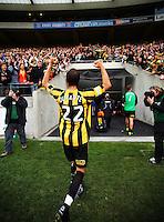 091025 A-League Footbal - Wellington Phoenix v Gold Coast United