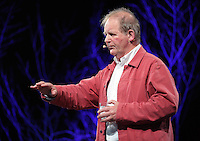 Hay on Wye. Friday 03 June 2016<br />Michael Morpurgo at the Hay Festival, Hay on Wye, Wales, UK