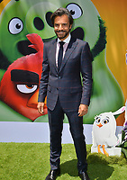 """LOS ANGELES, USA. August 10, 2019: Eugenio Derbez at the premiere of """"The Angry Birds Movie 2"""" at the Regency Village Theatre.<br /> Picture: Paul Smith/Featureflash"""