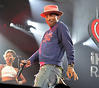 SUNRISE, FL - DECEMBER 21: Pharrell Williams attends Y100's Jingle Ball 2014 at BB&T Center on December 21, 2014 in Sunrise, Florida.<br /> <br /> People:  Pharrell Williams