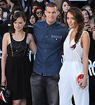 Greg Finley and Chelsea Gilligan attends The L.A. Premiere of DIVERGENT held at The Regency Bruin Theatre in West Hollywood, California on March 18,2014                                                                               © 2014 Hollywood Press Agency
