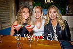 Enjoying the evening in Molly J's on Saturday, l to r: Molly O'Donnell, Sinead Rath and Shandon Sugrue.