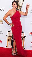PASADENA, CA, USA - OCTOBER 10: Patricia Rae arrives at the 2014 NCLR ALMA Awards held at the Pasadena Civic Auditorium on October 10, 2014 in Pasadena, California, United States. (Photo by Celebrity Monitor)