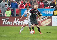Toronto FC vs New England Revolution, May 3, 2014