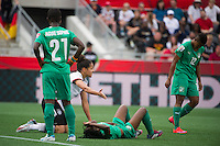 Germany vs Ivory Coast, June 7, 2015