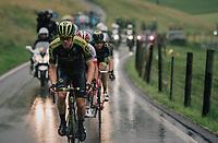 Christopher Juul-Jensen (DEN/Mitchelton-Scott)<br /> <br /> Stage 4: Gansingen > Gstaad (189km)<br /> 82nd Tour de Suisse 2018 (2.UWT)