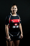 Ramona Pascual poses during the Hong Kong 7's Squads Portraits on 5 March 2012 at the King's Park Sport Ground in Hong Kong. Photo by Andy Jones / Power Sport Images for HKRFU